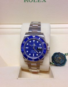Rolex Submariner Date 116619LB 18ct White Gold