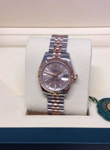 Rolex Datejust Lady 179171 26mm Steel & Rose Gold