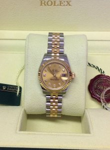 Rolex Datejust Lady 179173 26mm Diamond