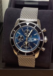 Breitling Superocean Heritage A13320 Chronograph