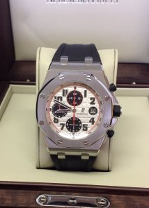 Audemars Piguet Royal Oak Offshore Chronograph 26170ST Panda Dial