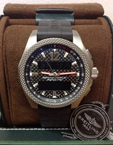 Breitling Bentley Supersports EB5520 Limited Edition