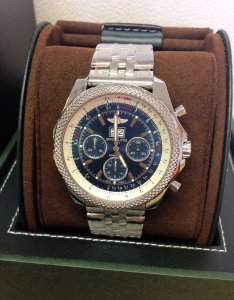 Breitling for Bentley 6.75 A44362 Brand New
