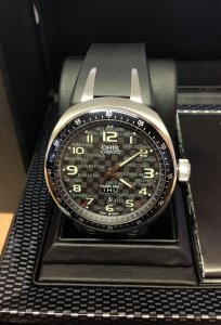 Oris TT3 Day Date Grand Prix Limited Edition 01 635 7589 7084