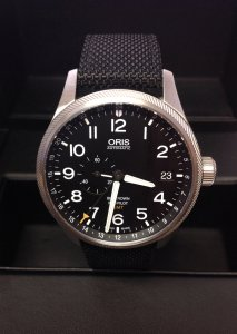 Oris Big Crown ProPilot GMT Small Second 01 748 7710 4164