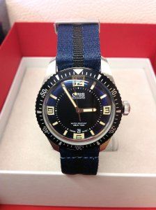 Oris Divers Sixty-Five 01 733 7707 4035