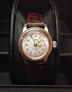 Oris Big Crown Original Pointer Date 01 584 7550 43 61