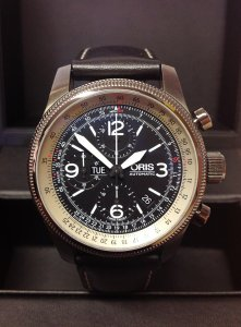 Oris Big Crown X1 Calculator 01 675 7648 4264