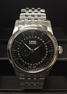 Oris Artelier Small Second Pointer Date 01 744 7665 4054