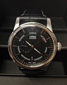 Oris Artelier Small Second Pointer Day 01 745 7666 4054