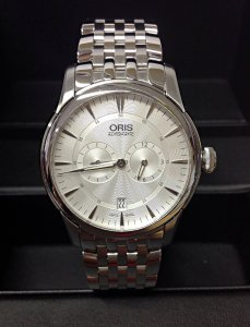 Oris Artelier Regulateur 01 749 7667 4051