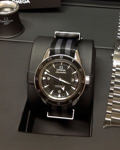 Omega Seamaster 300M Spectre 233.32.41.21.01.001