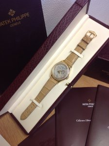 Patek Philippe Annual Calendar 18ct Yellow Gold 4936J-001