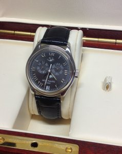 Patek Philippe Annual Calendar Platinum 5056P Just Serviced