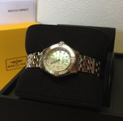 Breitling B Class Mother Of Pearl Dial A67365
