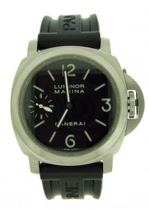 Panerai PAM177 Luminor Marina 44mm Hand Wound Titanium