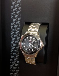 Omega Seamaster 50th Anniversary 41mm Automatic Black Ceramic Full Set