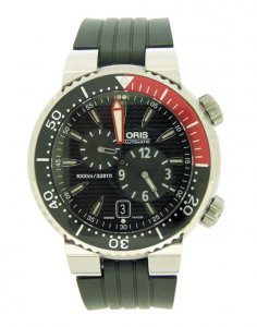 Oris TT1 Regulator 'Der Meistertaucher'  Set