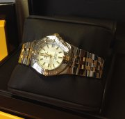 Breitling Starliner Bi/Colour Mother Of Pearl Dial B71340