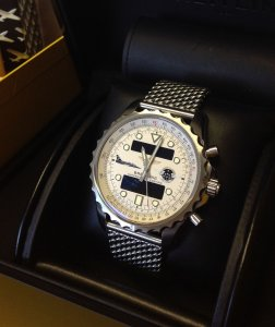 Breitling Chronospace Jet Team Limited Edition Of 1,000