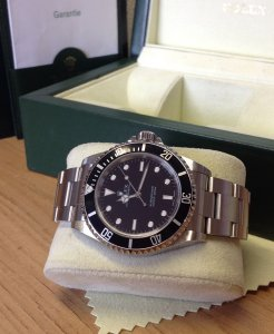 Rolex Submariner Non-Date Black Kit 14060M From 2008