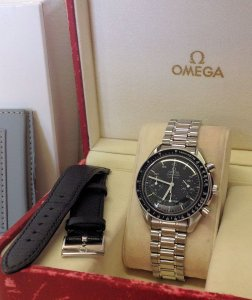 Omega Speedmaster Reduced 38mm Automatic 3510.50.00 Recent Service