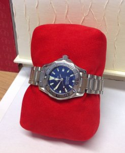 Omega Seamaster 2285.80.00 Ladies 28mm Just Serviced By Omega