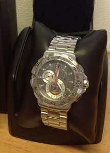 Tag Heuer Formula 1 Chronograph 44mm Indy 500 CAH101A