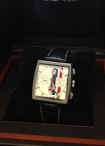 Tag Heuer Monaco CW2118 Gulf Limited Edition Of 4000