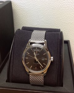 Breitling Transocean Day & Date A45310 Black Dial 2013