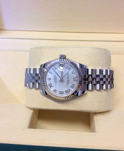 Rolex Datejust Lady 31mm 178274 M.O.P Dial 2015
