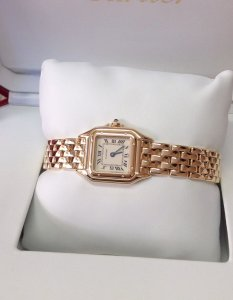 Cartier Panthere W25022B9 22mm 18ct Yellow Gold