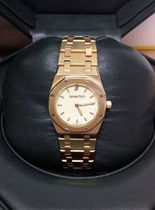 Audemars Piguet Royal Oak Quartz Ladies 25mm