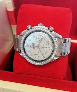 Omega Speedmaster 3815.70.56 Ladies 37mm