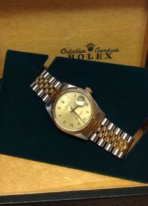 Rolex Datejust 16013 36mm Bi/Colour From 1987