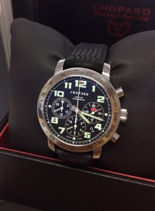 Chopard Mille Miglia 168920-3001 40mm Chronograph