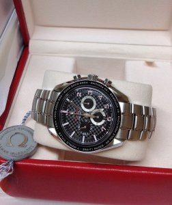 Omega Speedmaster Legend Series 321.30.44.50.01.001 Schumacher