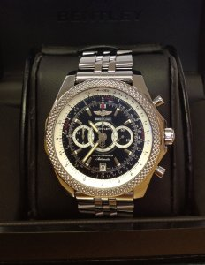Breitling for Bentley A26364 Supersports White