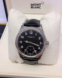 Montblanc 1858 Manual 113860 Limited Edition