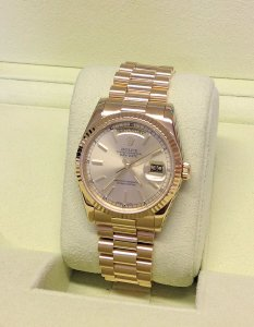 Rolex Day-Date 118238 18ct Yellow Gold