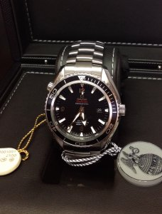 Omega Planet Ocean Quantum Of Solace Edition