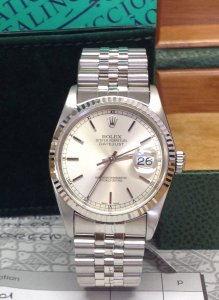 Rolex Datejust 16220 36mm From 1988