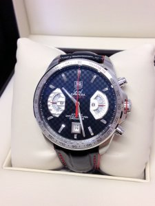 Tag Heuer Grand Carrera Chronograph Calibre 17 Limited Edition CAV511H