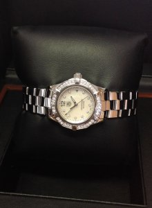 Tag Heuer Aquaracer WAF1416 Ladies 27mm