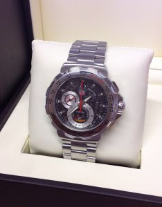 Tag Heuer Formula 1 Indy 500 CAH101A 44mm