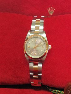 Rolex Oyster Perpetual 76183 26mm Bi/Colour
