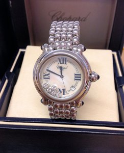 Chopard Happy Sport 288965-3002 Ladies 38mm