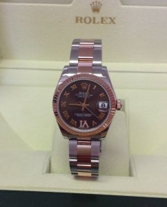 Rolex Datejust 31mm 178271 Steel & Rose Gold
