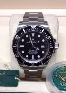 Rolex Sea Dweller 4000 Price Uk