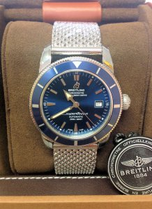 Breitling Superocean Heritage A17321 42mm